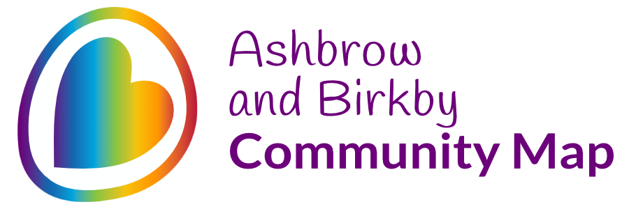 Ashbrow and Birkby Community Map